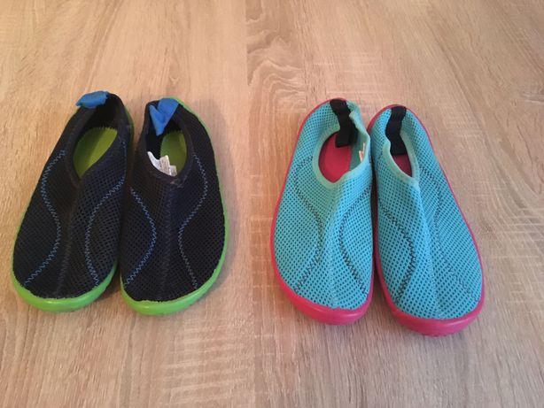 Buty gumowane do pływania
