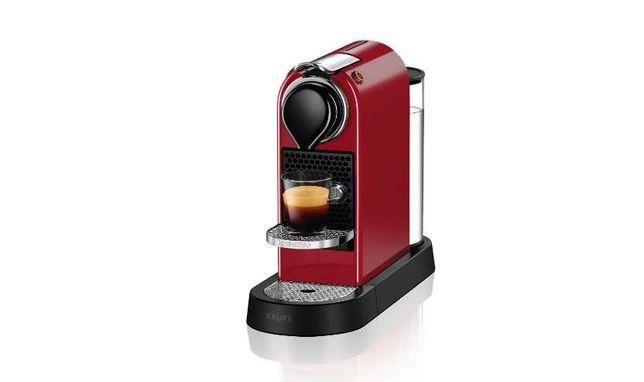 Máquina Nespresso citiz cherry red