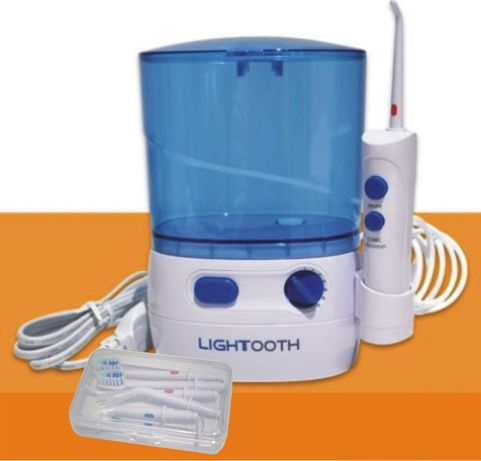 Irrigador Limpeza Oral Lightooth