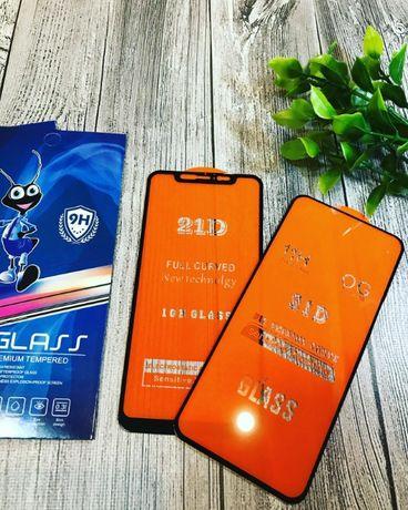 Стекло Xiaomi Poco F1 F2 Pro Max Mi Redmi Note 3 4x 5a 6 7 8T 9 10 se