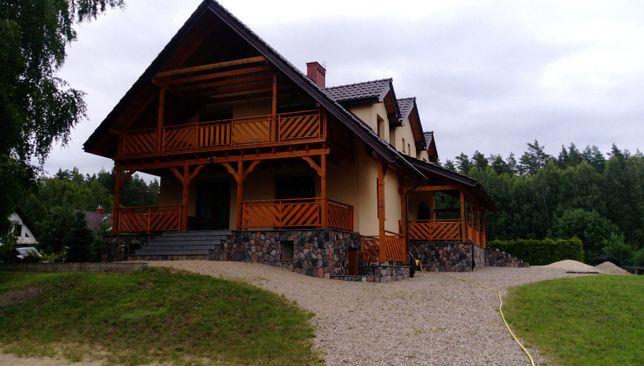 Dom, pokoje, Augustów, Strękowizna, Jezioro Kalejty, bon turystyczny