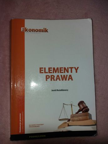 Elementy prawa