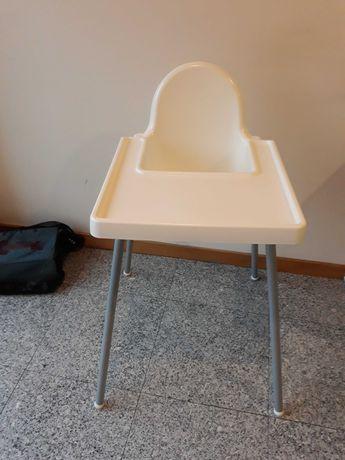 Cadeira de refeição para bebe– Só 5 eur