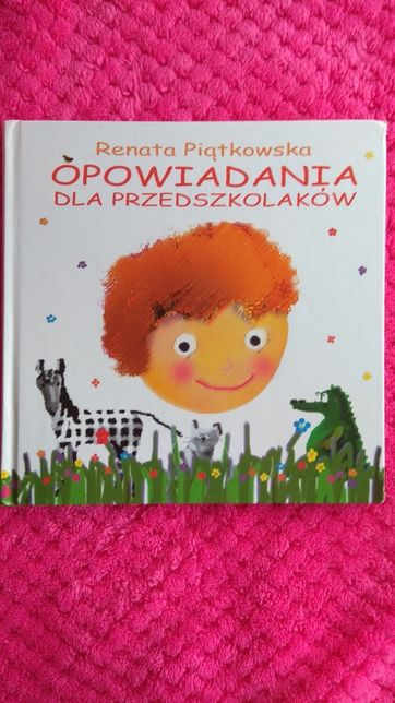 Opowiadania dla przedszkolaków książka dla dzieci