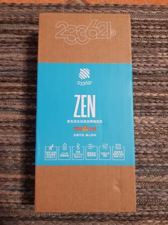 Auriculares True Wireless 233621 Zen