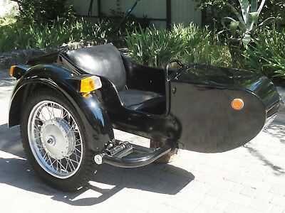 Sidecar Harley honda norton dnepr ural