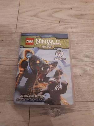 LEGO NINJAGO Rok węży część 1 DVD