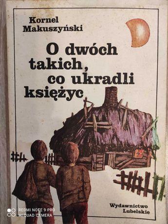 O dwóch takich,co ukradli księżyc- K.Makuszyński