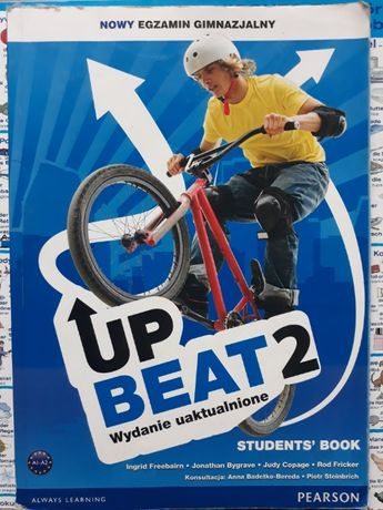 up beat 2 student's book