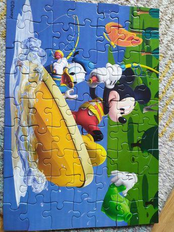 Puzzle Disney Myszka Miki 63 elementy