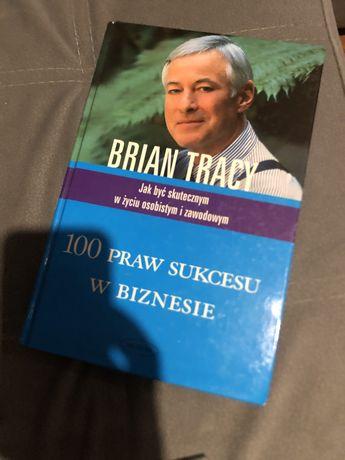Brian tracy 100 praw sukcesu w biznesie muza autograf z autografem