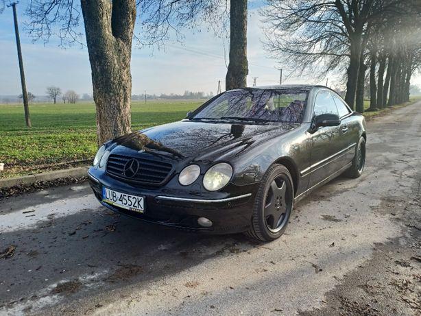 Mercedes-Benz w215 Cl500