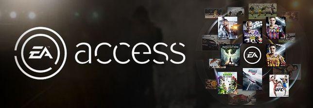 Ключ подписки EA Play (EA ACCESS) на 1 и 12 месяцев для Xbox One S,X