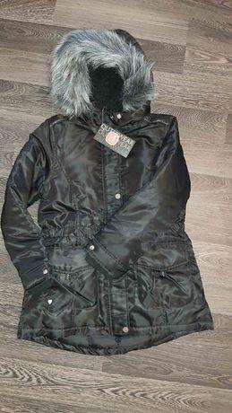 Парка куртка для девочки cool club
