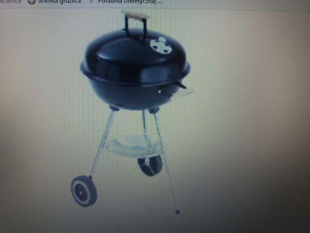 grill węglowy  nowy