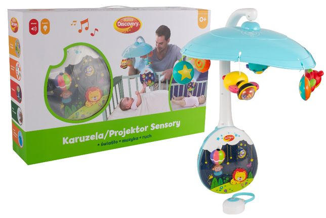 Dumel Karuzela/projektor SENSORY PILOT
