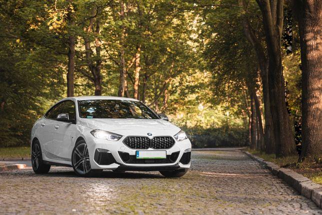 BMW M235i 308KM 4x4 - Wynajem Wypożyczalnia Samochodów Aut Poznań