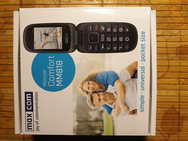 Telefon Maxcom Comfort MM 818