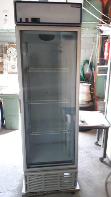 Armario de conservação de porta vidro frio