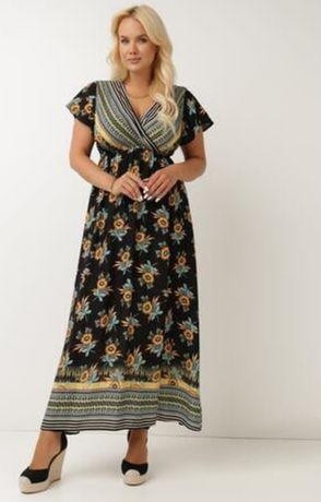 Letnia sukienka r.xl/xxl