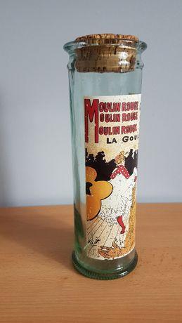 Pojemnik na makaron - Moulin Rouge / VINTAGE / RETRO!