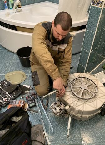 Ремонт стиральных машин на дому!