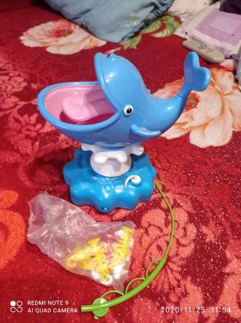 """Продам игрушка """"акула"""""""