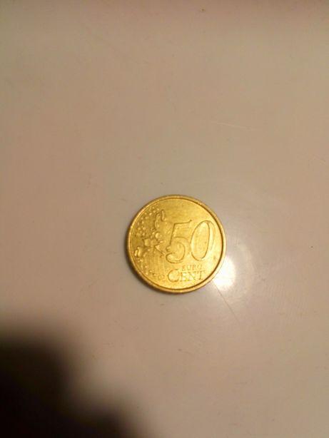 50 євро цент в гарному стані
