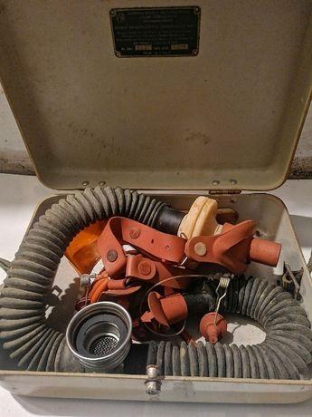 Fabryka Sprzętu Ratowniczego - aparat do sztucznego oddychania 7 sztuk