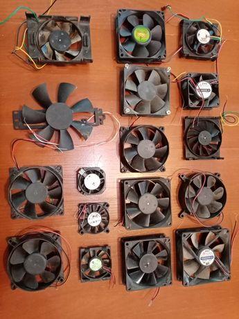 Куллер. Вентилятор охлаждения.