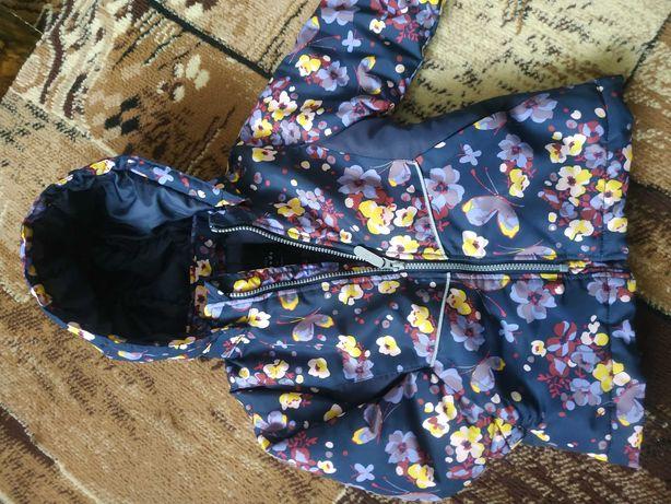 Детская куртка для девочки Name it ( Chicco) р98
