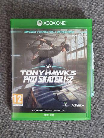 Tony Hawk's  pro skaters 1 + 2 nowa odfoliowana