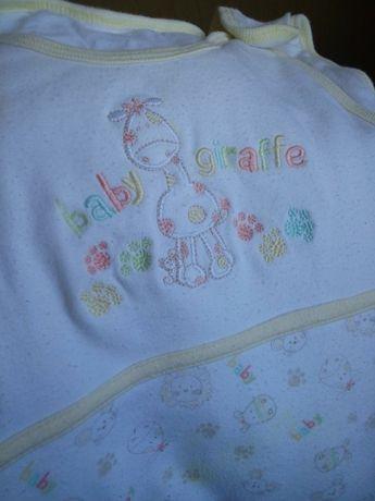 Спальник мешок для сна для малыша на год полтора