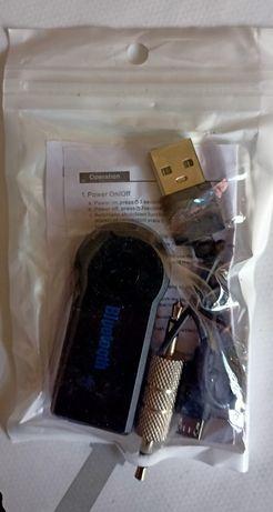 Bezprzewodowy odbiornik dźwięku BLUETOOTH 3.0 + A2DP + EDR