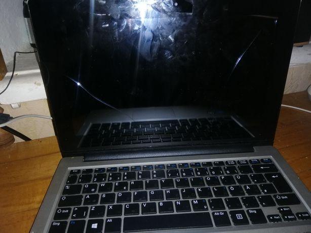 Нетбук, экран отсоиденяется, экран сенсорный рабочий