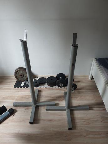 Stojaki do ćwiczeń