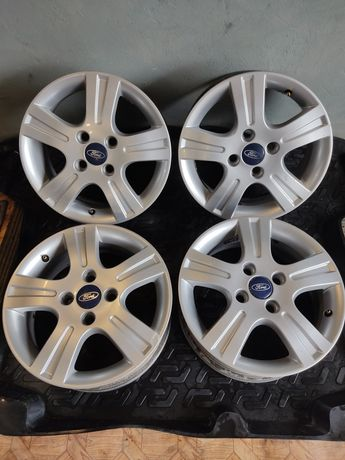 Диски Ford R15 4x108 ET52. 5
