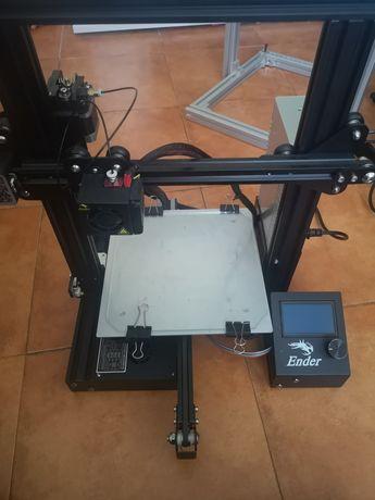 Impressoras 3D - Anet A8 + Ender 3 + motores