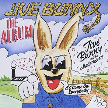 "V/A - ""Jive Bunny & The Mastermixers"" (LP)"