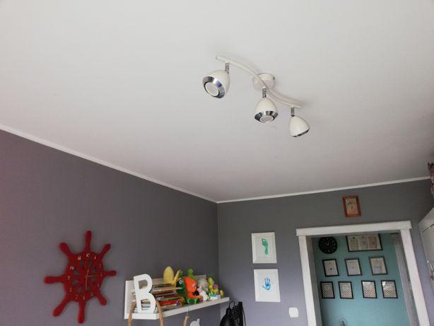 Lampa sufitowa, 2 lapmy na ścianę, lampa stołowa