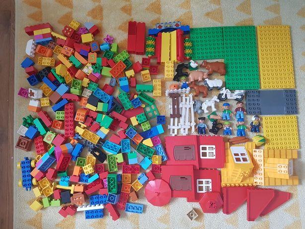 Klocki Lego Duplo kilka zestawów