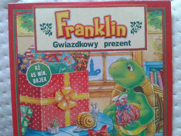 Bajka FRANKLIN kilka odcinków , płyta VCD