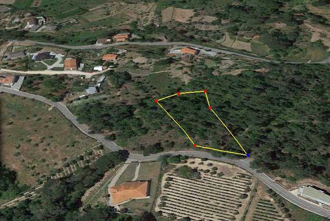 Terreno urbanizável para construção com poço
