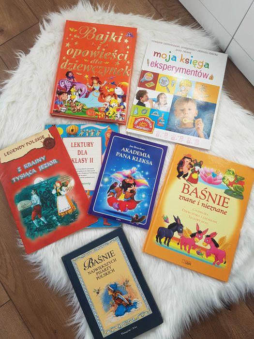 Duzy zestaw książek dla dzieci Limanowa - image 1