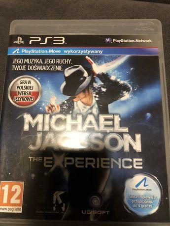 Gra na ps3 Michael Jackson playstation