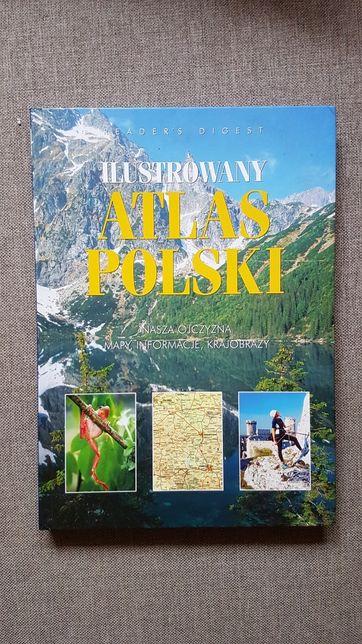Ilustrowany Atlas Polski Reader's Digest