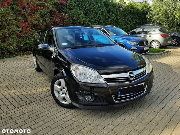 Opel Astra 1.6 ecotec 115KM/benz. Polski salon klimatronik Limuzyna !