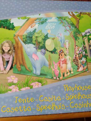 Игровой домик - палатка с диснеевскими рисунками