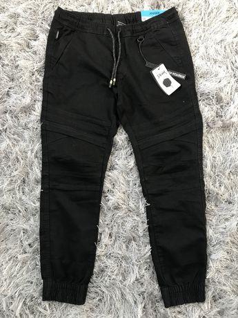 Spodnie męskie joggery jeansowe 34/32