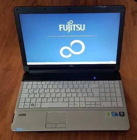 "Fujitsu Lifebook 15,6""-8 RAM /240GB SSD Stan BDB."